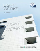 Light Works HT Coating Facades